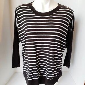 3/$15 J. Crew Striped Sweater